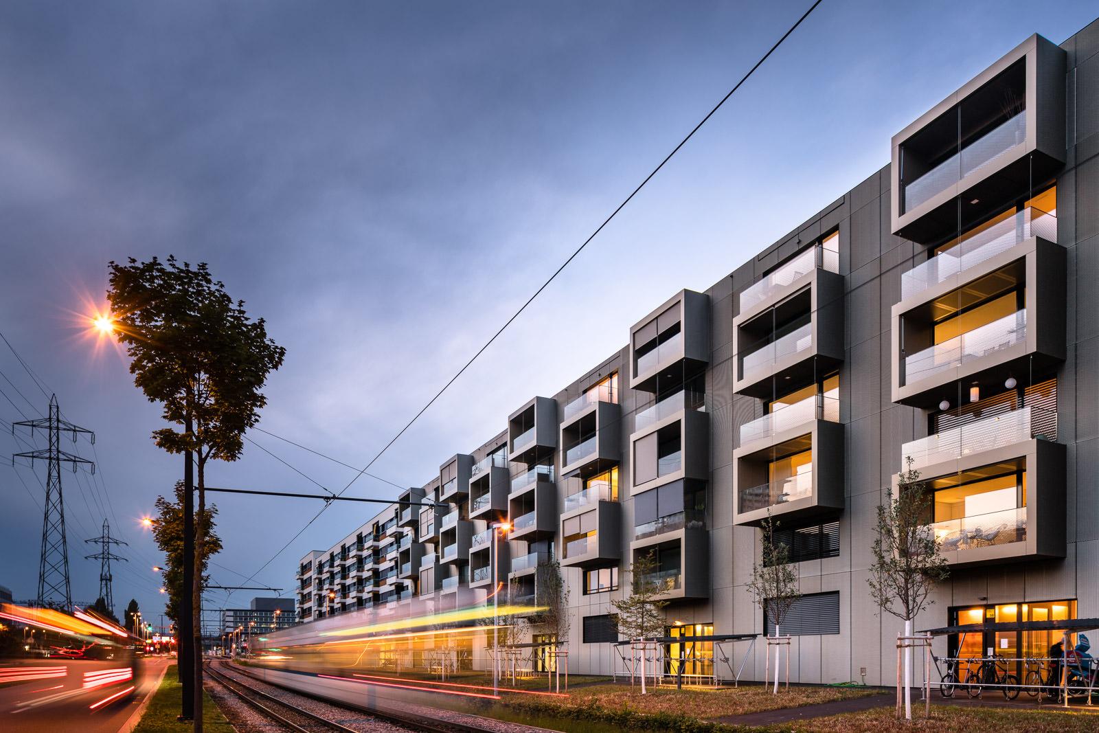 Architekturfotografie und Fotos für Investitionsobjekte