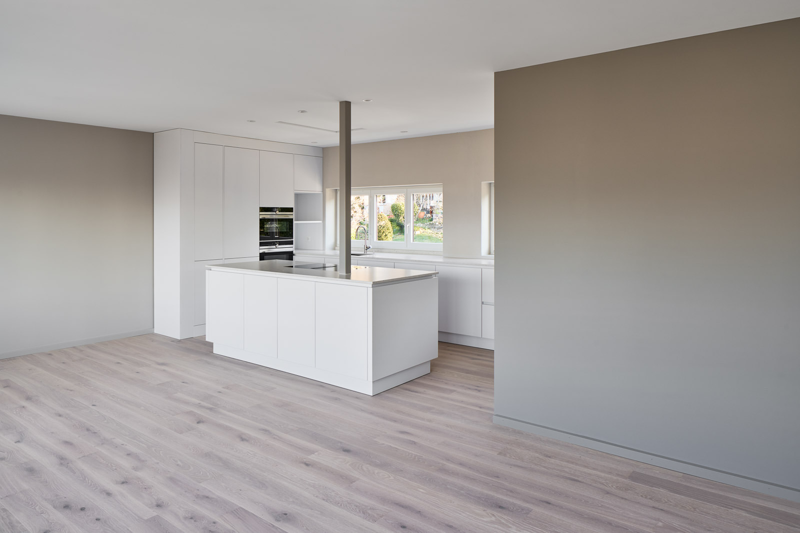 Küche Innenausbau, Immobilienfotos