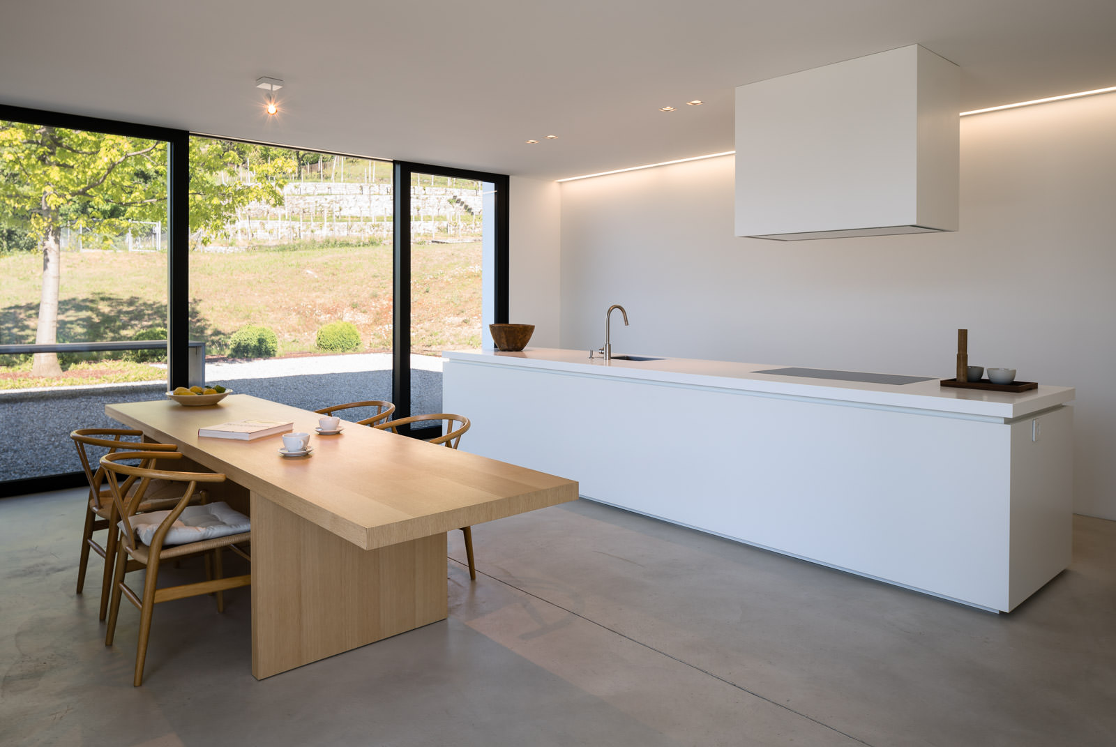Küche Interieur - Immobilienfoto