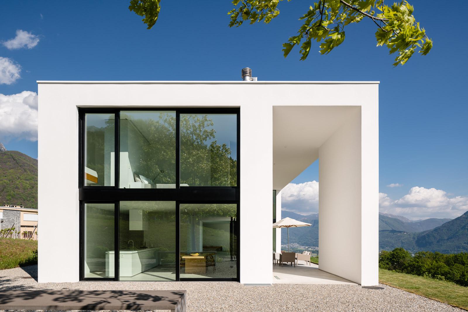 Immobilienfotografie Tessin, Schweiz