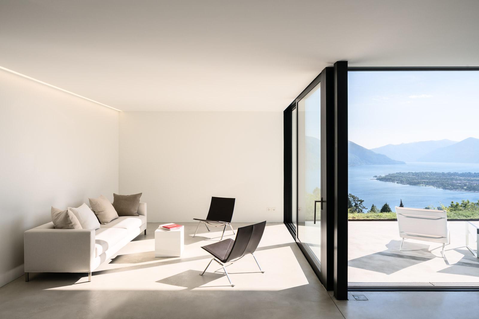 Luxusimmobilie Fotograf Zürich Tessin Basel