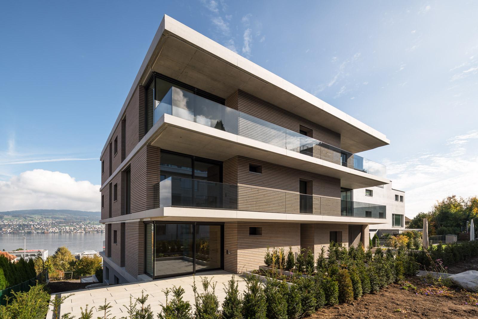 Architekturfotografie Immobilienfotografie Mehrfamilienhaus