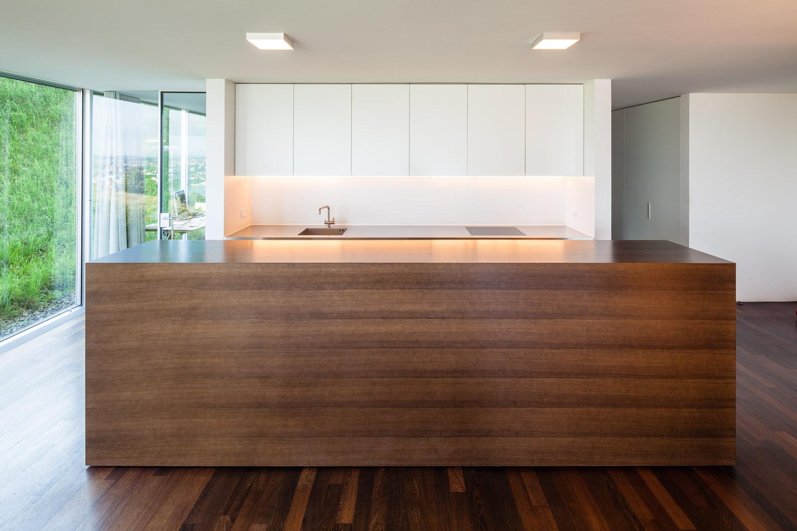 Küche, Immobilie Liegenschaft Fotograf
