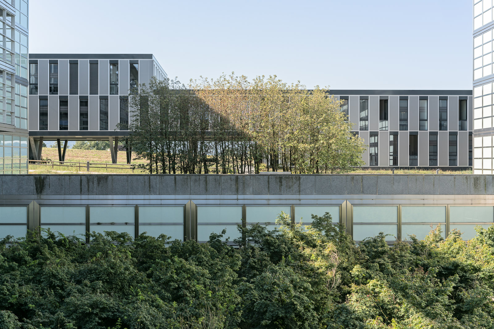 Architekturfotografie - ETH, Universität - Wissenschaft & Technologie Fotografie