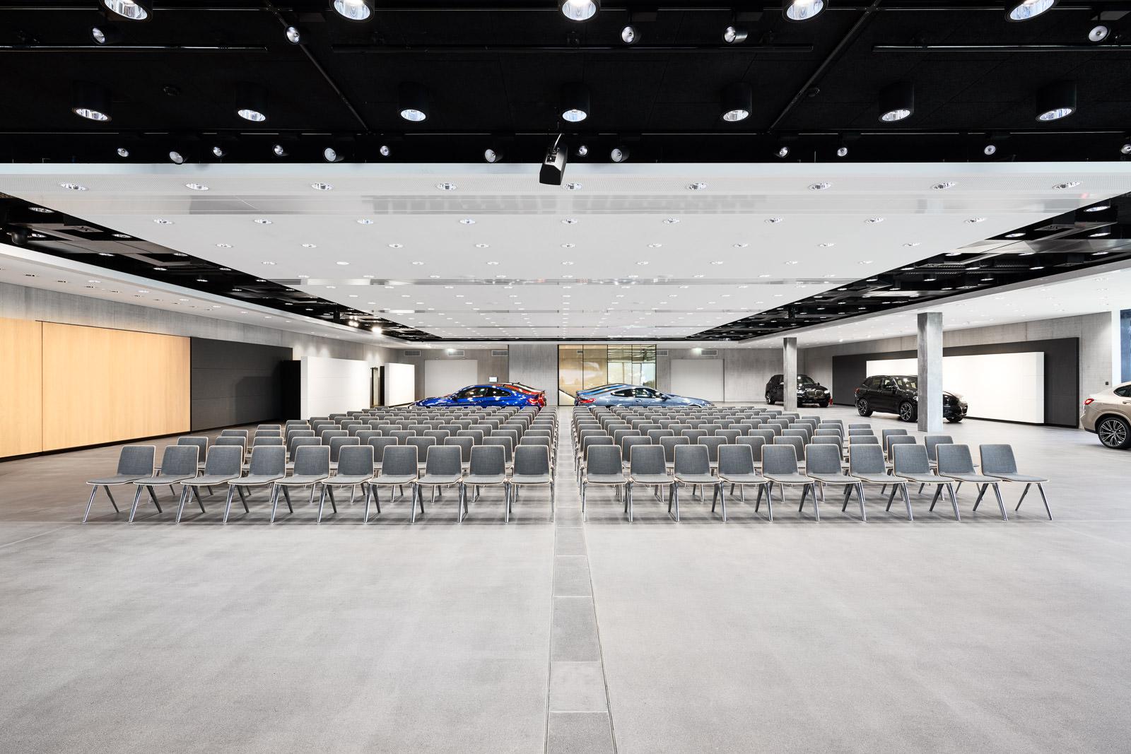 Business Architekturfotografie Fotografie Eventlokal Zürich, Schweiz