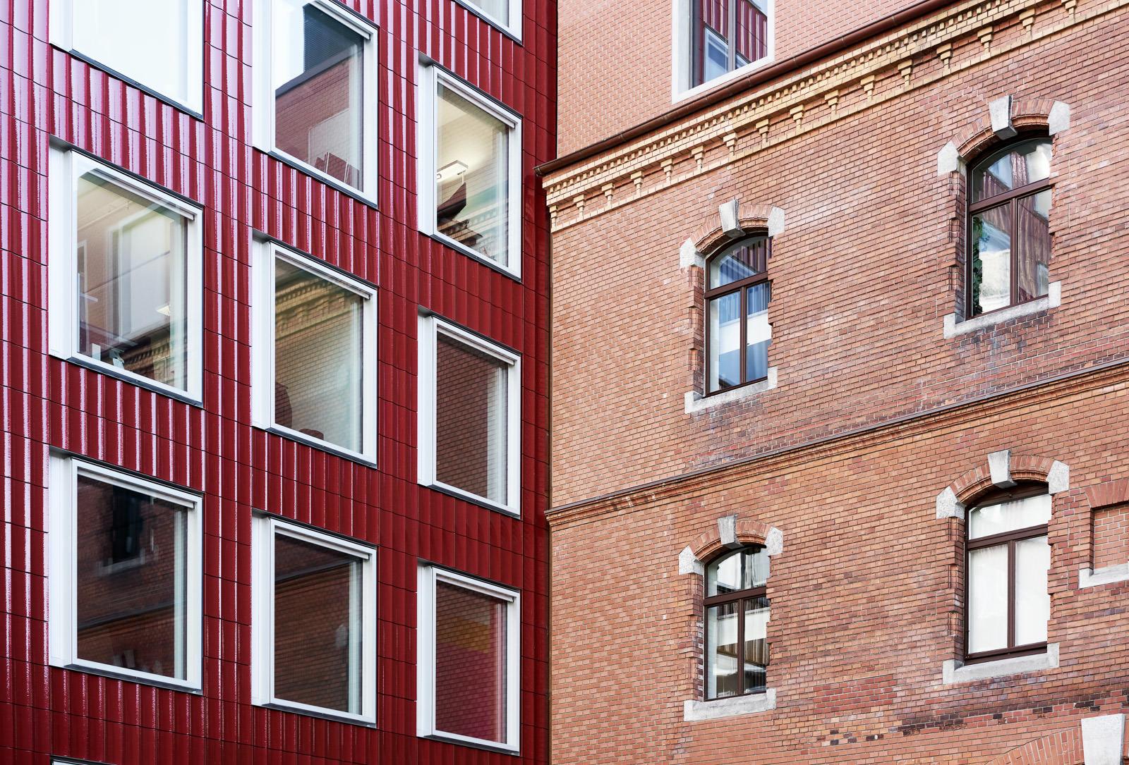 Architekturfotografie Zürich - Löwenbräu Areal - Firmenfotografie
