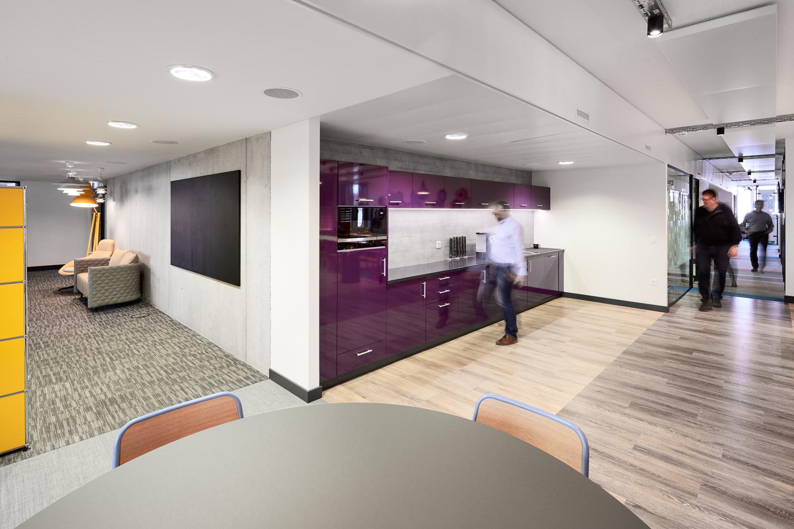 Fotos von Büroräumlichkeiten - Interior-Design