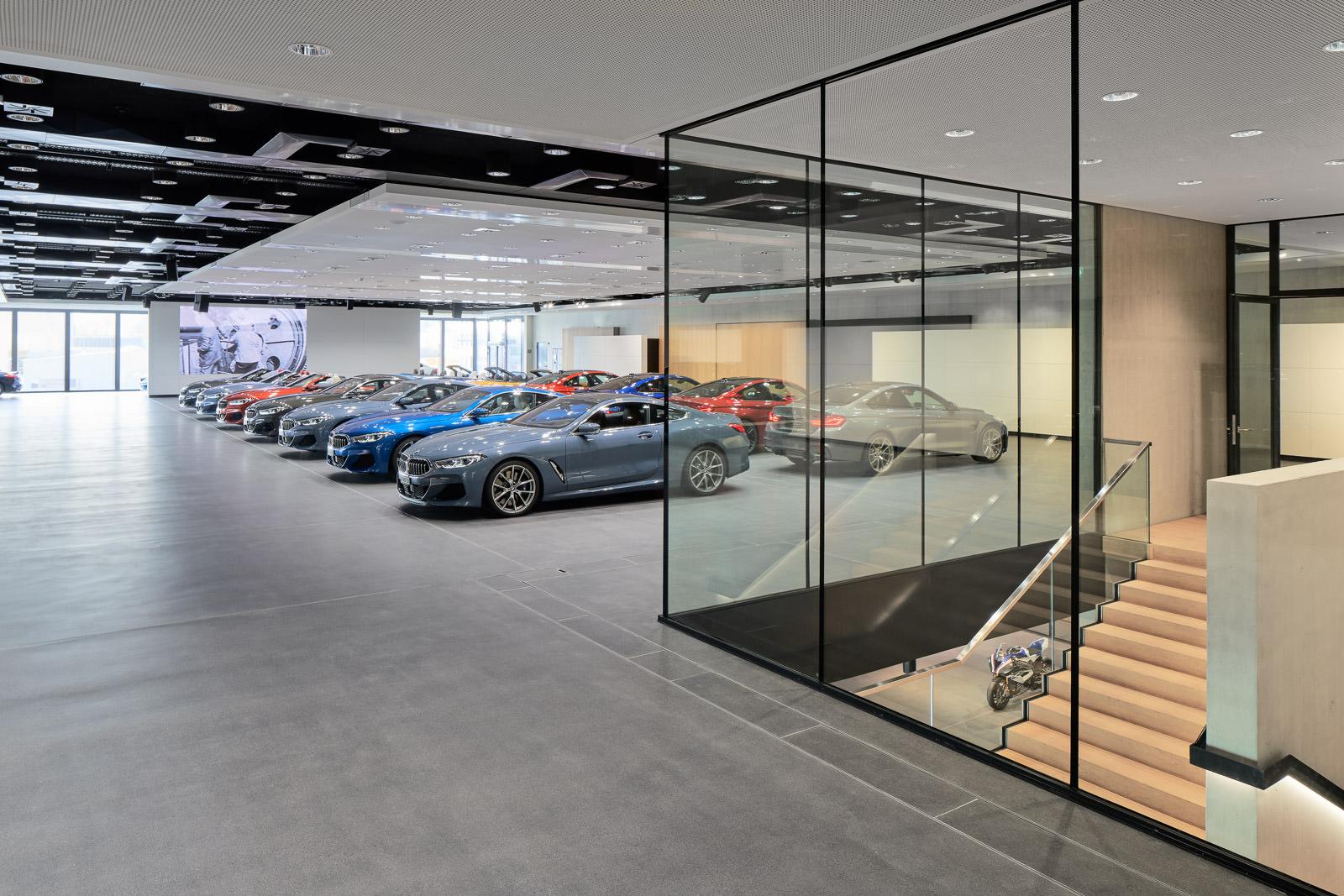 Corporate Interior - Firmen-Architekturfotografie